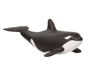 Schleich Baby Orca Red Dot - Toyworld
