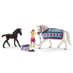 SCHLEICH LIPIZZANER CARE SET