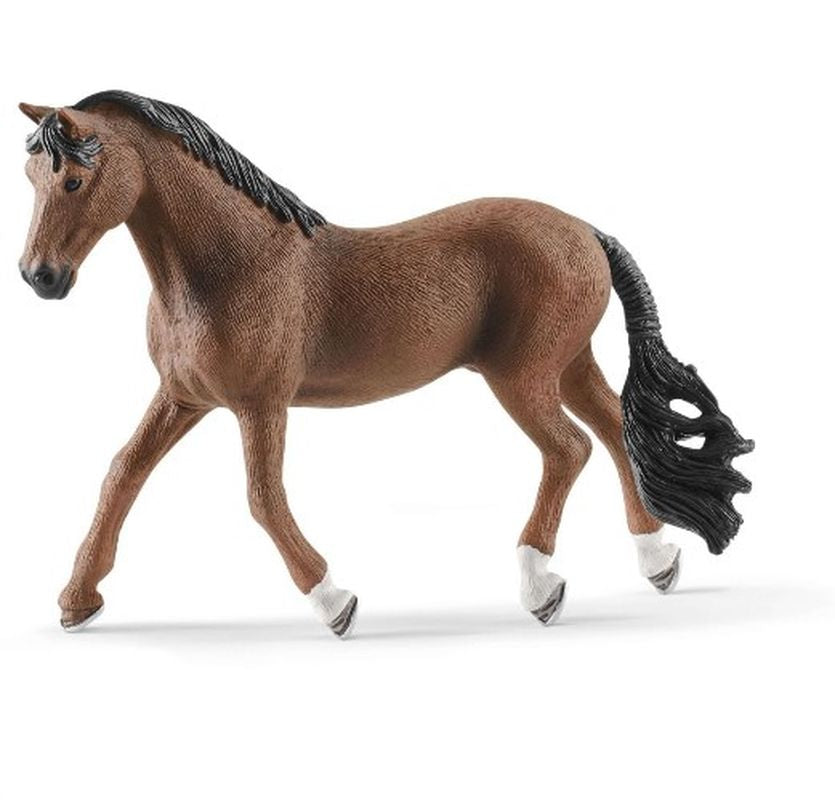 Schleich Trakehner Gelding Grey Dot - Toyworld
