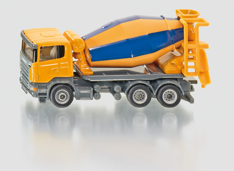 Siku 1896 1 87 Cement Mixer - Toyworld