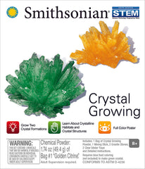 Smithsonian Micro Science Kit Crystal Growing - Toyworld