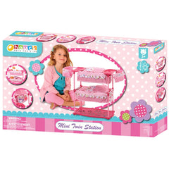 Spring Pink Mini Twin Station Img 1 - Toyworld