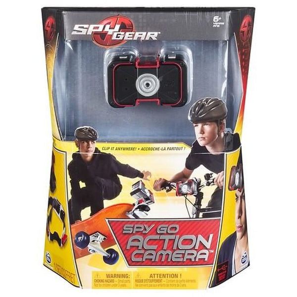 SPY GEAR SPY GO ACTION CAMERA