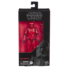 Star Wars Black Series 6 Inch Figure Sith Trooper - Toyworld