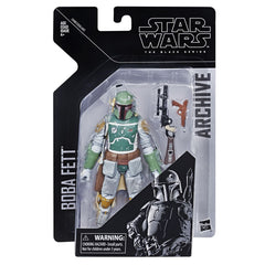 STAR WARS BLACK SERIES GREATEST HITS FIGURE BOBA FETT