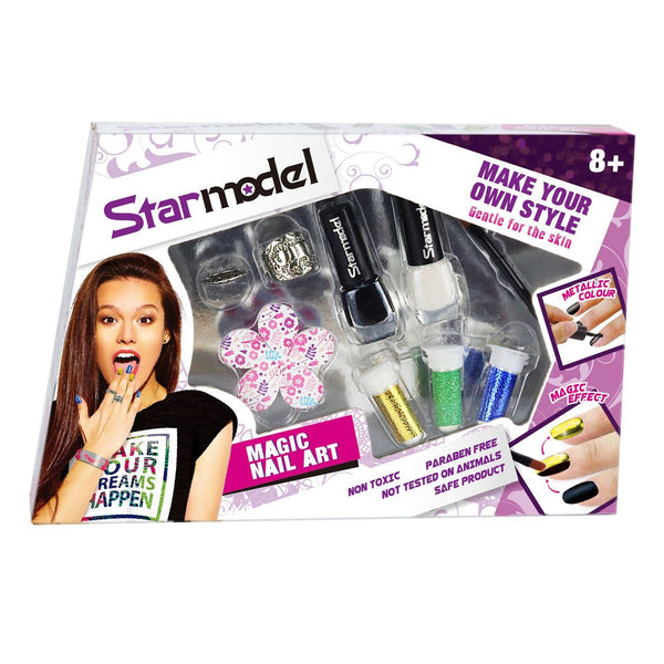 STARMODEL MAGIC NAIL ART