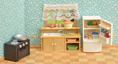 Sylvanian Families Classic Country Kitchen Img 1 - Toyworld