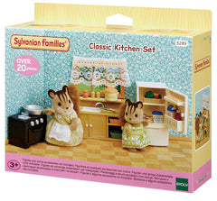 Sylvanian Families Classic Country Kitchen - Toyworld