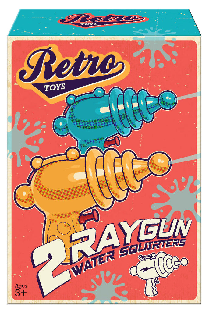 Retro Toys Ray Gun Set - Toyworld