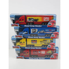 Teama Road King Hauler Semi Trailer Assorted Styles - Toyworld