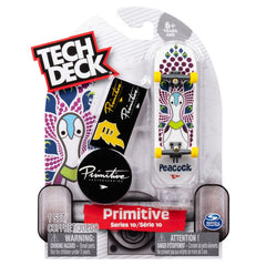 Tech Deck Fingerboards Assorted Styles Img 1 - Toyworld