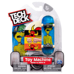 Tech Deck Fingerboards Assorted Styles Img 2 - Toyworld
