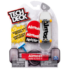 Tech Deck Fingerboards Assorted Styles Img 5 - Toyworld