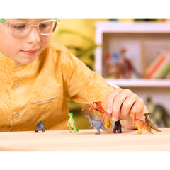 Terra Dinosaurs In Tube 60 Pieces Img 3 - Toyworld