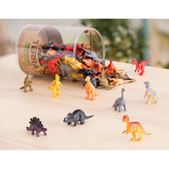 Terra Dinosaurs In Tube 60 Pieces Img 4 - Toyworld