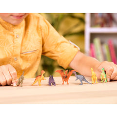 Terra Dinosaurs In Tube 60 Pieces Img 5 - Toyworld