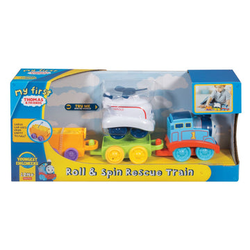 Thomas And Friends Roll And Spin Rescue Train - Toyworld