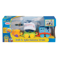Thomas & Friends Roll & Spin Rescue Train - Toyworld
