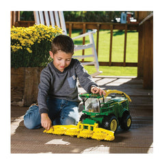 John Deere Big Farm Self Propelled Forage Harvestor Img 1 - Toyworld
