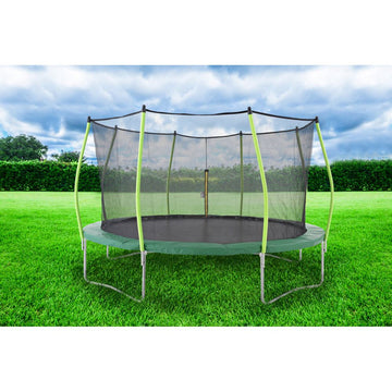 Trampoline 14 Playsafe With Net - Toyworld