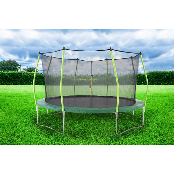 PLAYSAFE COMBO 14FT TRAMPOLINE
