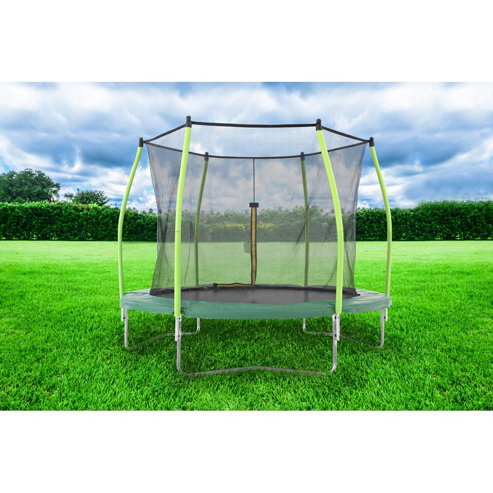 PLAYSAFE COMBO 8FT TRAMPOLINE
