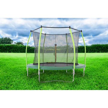Trampoline 8 Playsafe With Net - Toyworld