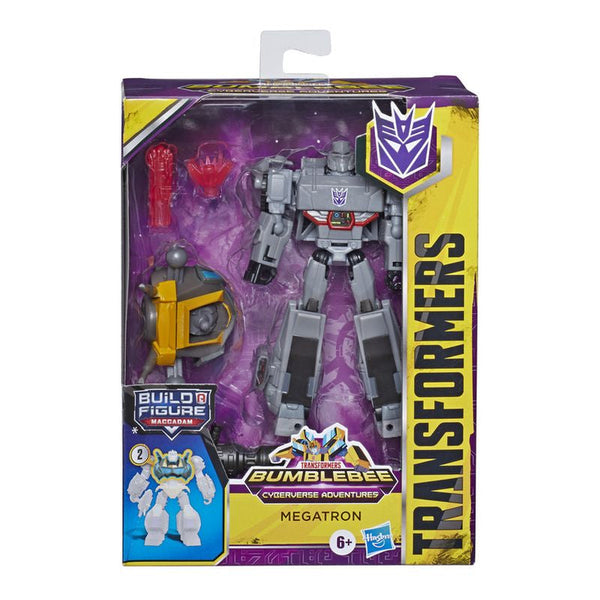 Transformers Cyberverse Adventures Deluxe Megatron - Toyworld