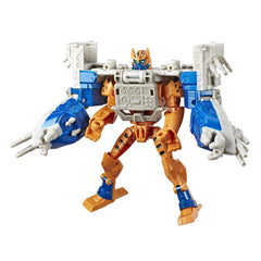 Transformers Cyberverse Spark Armor Elite Class Cheetor Sea Fury Img 2 - Toyworld