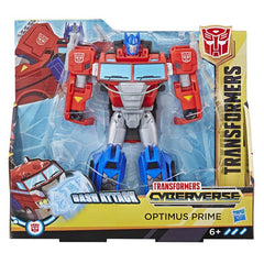 Traanformers Cyberverse Ultra Optimus Prime - Toyworld