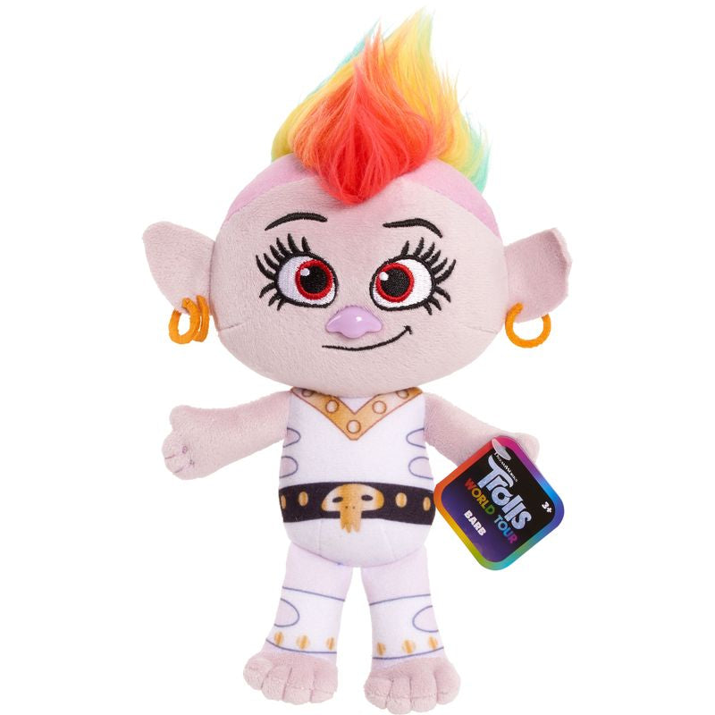 Trolls World Tour Small Plush Barb - Toyworld