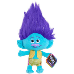 Trolls World Tour Small Plush Branch - Toyworld