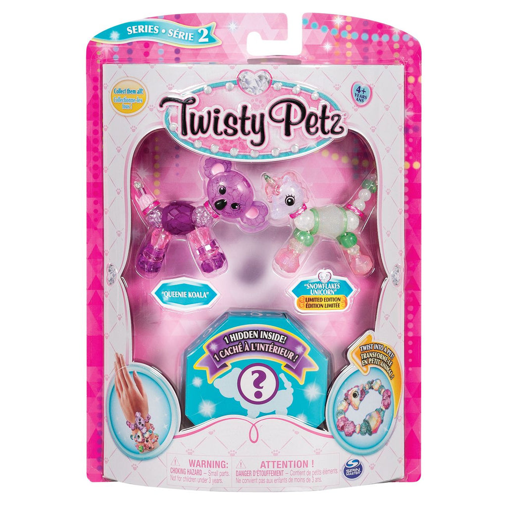 Twisty Petz 3 Pack Queenie Koala - Toyworld