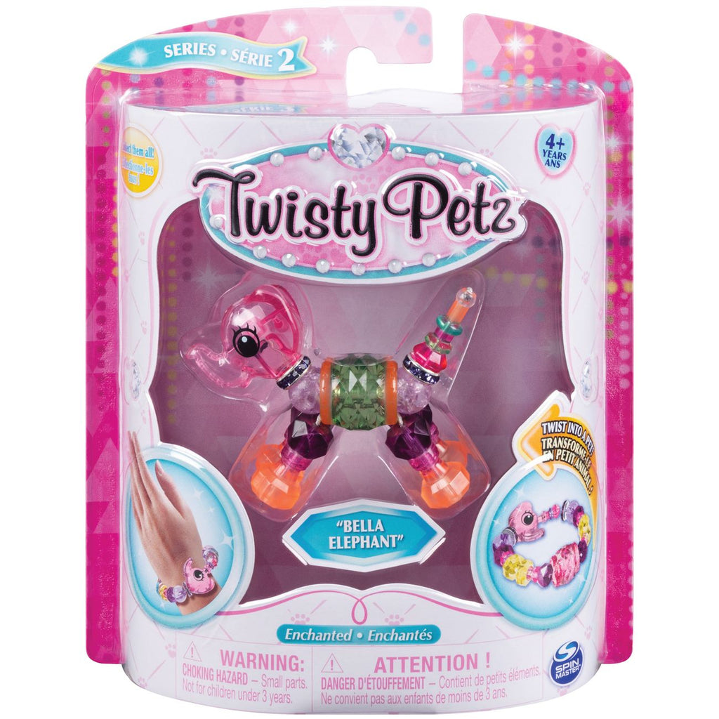 Twisty Petz Bella Elephant - Toyworld