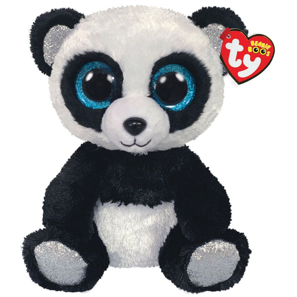 Ty Beanie Boos Regular Bamboo Panda - Toyworld