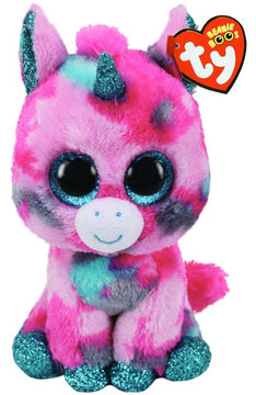 Ty Beanie Boos Gumball Unicorn Pink Regular - Toyworld