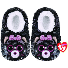 Ty Sequin Slipper Socks Kiki Medium - Toyworld