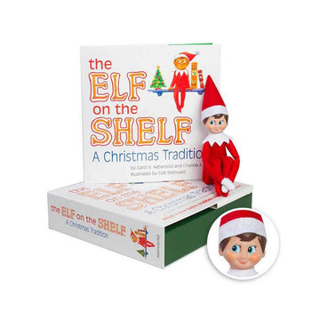 The Elf On The Shelf A Christmas Tradition - Toyworld