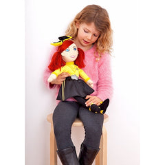 THE WIGGLES CLASSIC EMMA DOLL