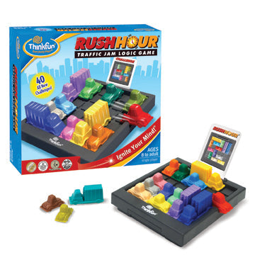 Thinkfun Rush Hour Game - Toyworld