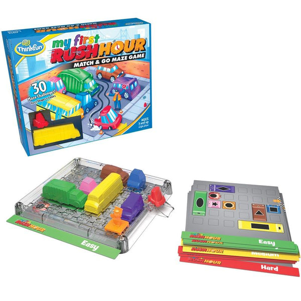 Thinkfun My First Rush Hour Game - Toyworld