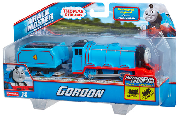 THOMAS AND FRIENDS TRACK MASTER BIG ENGINE GORDAN