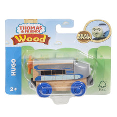 Thomas Friends Wood Single Engine Hugo - Toyworld