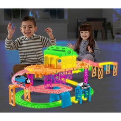 Thomas And Friends Hyper Glow Station Playset Img 1