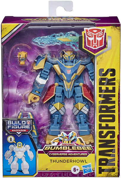Transformers Cyberverse Adventures Deluxe Thunderhowl - Toyworld
