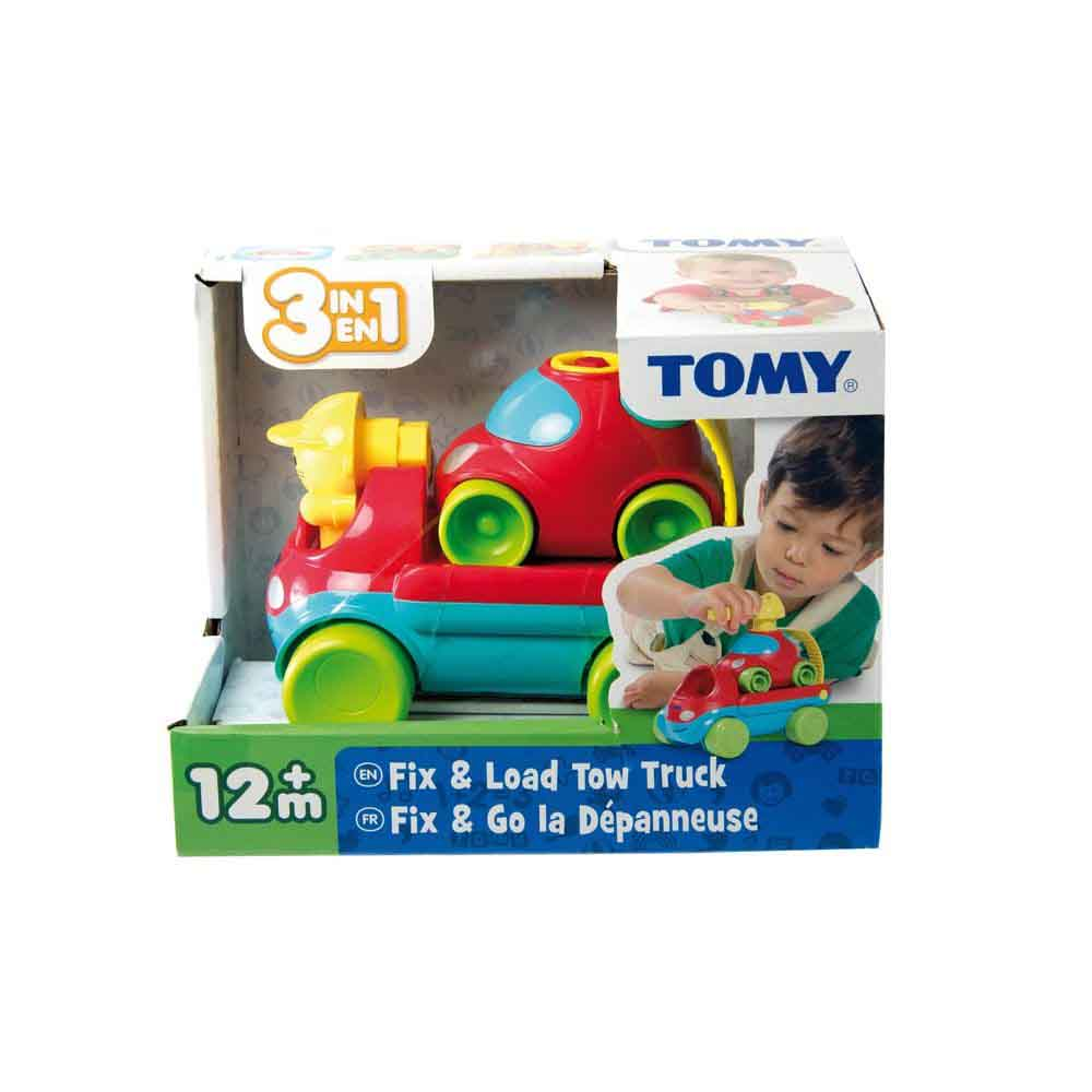 Tomy Fix & Load Tow Truck - Toyworld