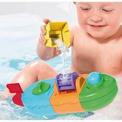 Tomy Mix Match Motor Boat Img 1 - Toyworld