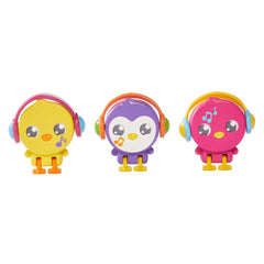 Tomy Whistle & Hatch Assorted Colors Img 1 - Toyworld