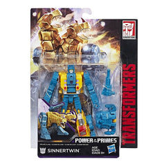 Transformers Generation Power Of The Primes Deluxe Class Sinnertwin Img 1 - Toyworld
