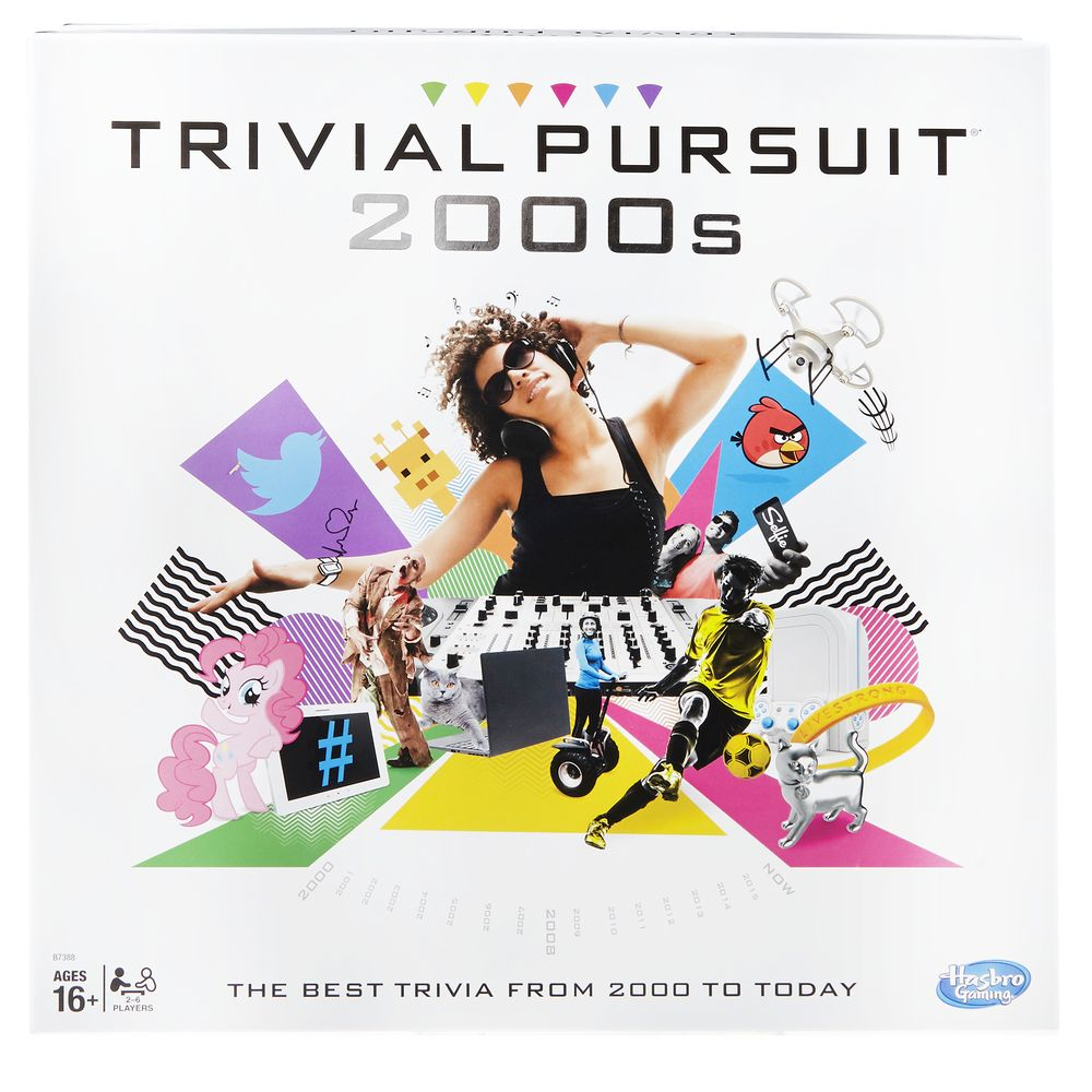 Trivial Pursuit 2000S - Toyworld